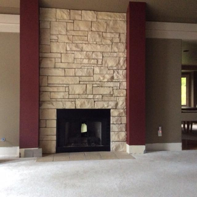 Gig Harbor, WA | Fireplace remodel