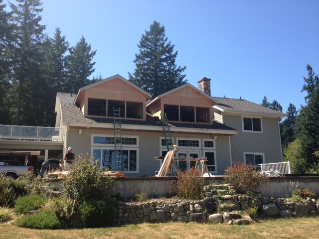 Fox Island, WA | Dormer Addition